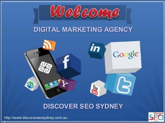DISCOVER SEO SYDNEYDISCOVER SEO SYDNEY DIGITAL MARKETING AGENCYDIGITAL MARKETING AGENCY http://www.discoverseosydney.com.au
