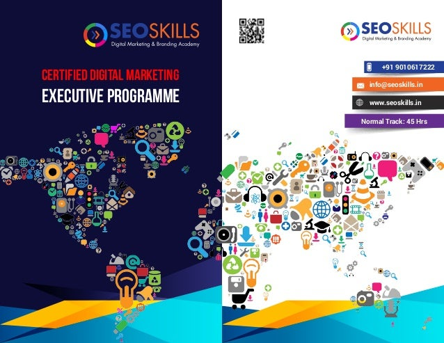 digital marketing brochure seoskills