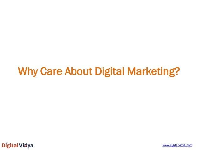 Digital Marketing Certification Course - CDMM Slide 2