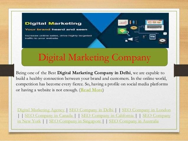 Digital Marketing Company | SEO Company in California | SEO