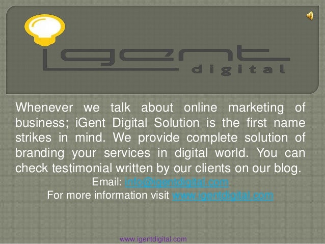 digital marketing company india for instant business success