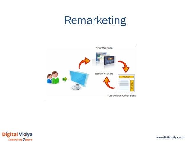 www.digitalvidya.com Remarketing