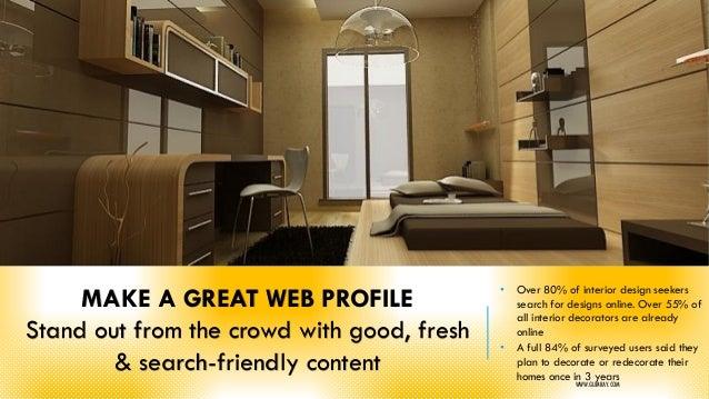 Digital Marketing For Interior Decorators