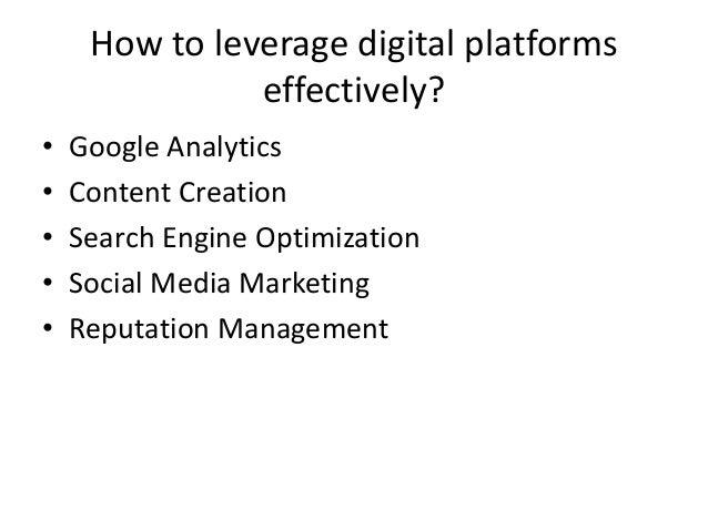 Digital Marketing for Startup & Entrepreneurs Slide 3