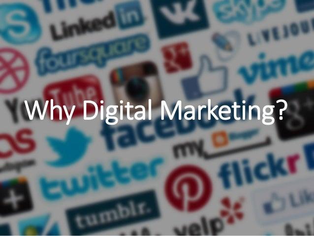 IMFND 2015© Why Digital Marketing?