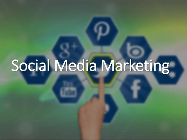 IMFND 2015© Social Media Marketing
