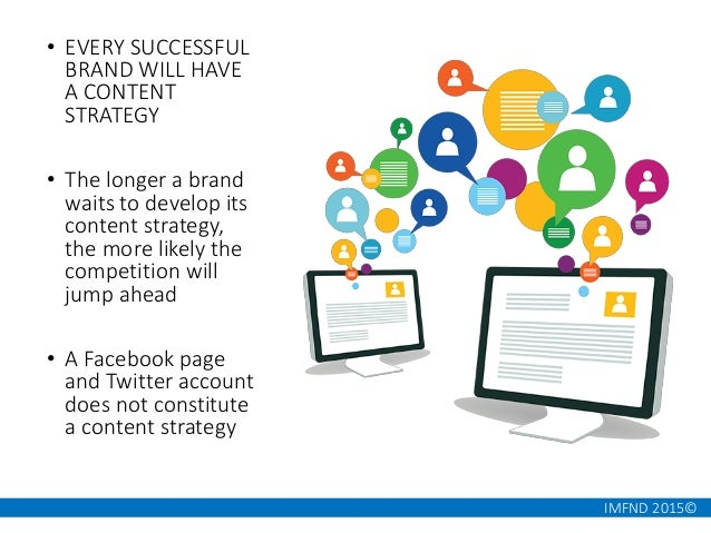 IMFND 2015© The 3's Of Successful Content Marketing _ Content Must Be Searchable