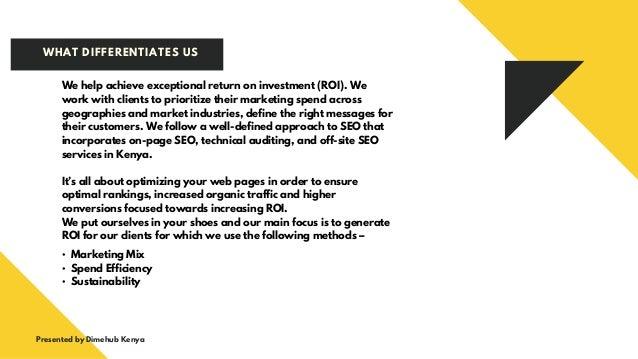 Effective Digital Marketing In The Context of Kenya Slide 2
