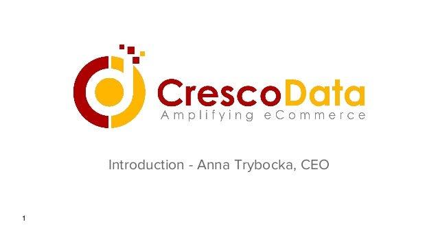 Introduction - Anna Trybocka, CEO 1
