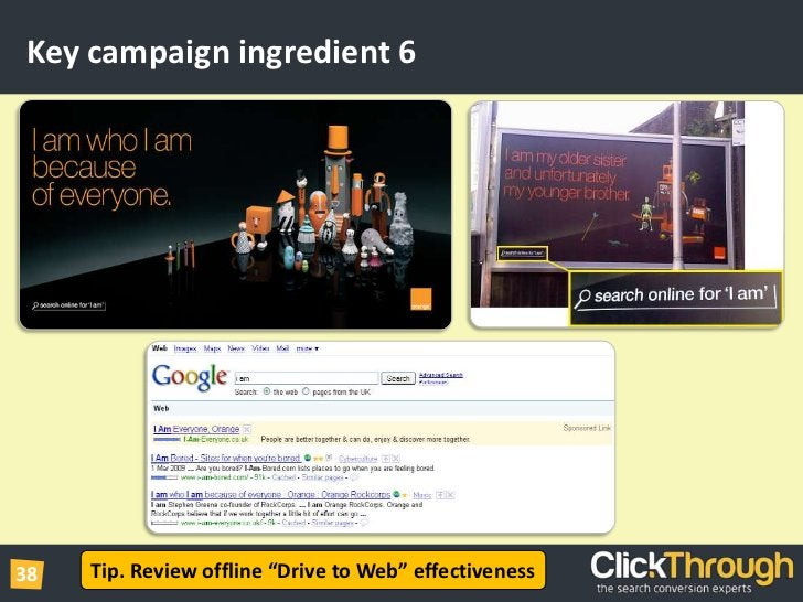 Digital campaign essentials<br />What should you try to build into every campaign?<br />