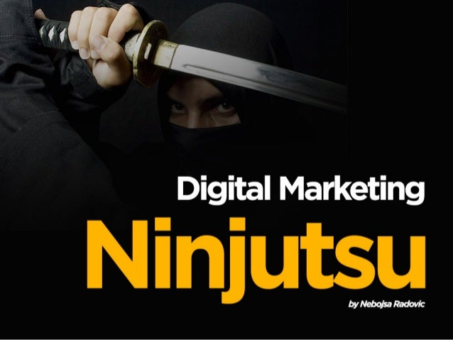 A master can teach many things.But the most important lesson fora ninja is to learn oneself.