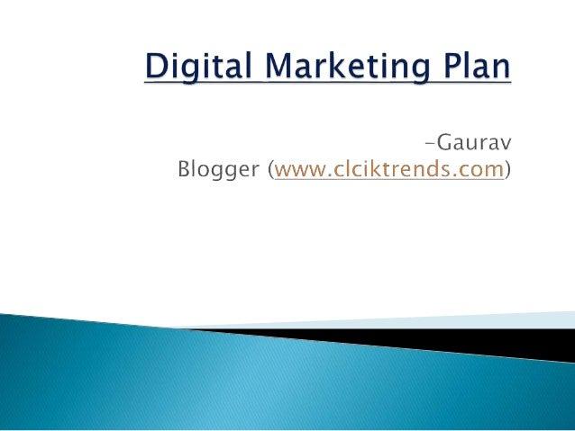  Create brand awareness and good market presence on internet world using SEO, SEM, Social media marketing strategies.  I...