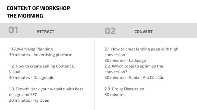 Digital marketing platform for SMEs Slide 3