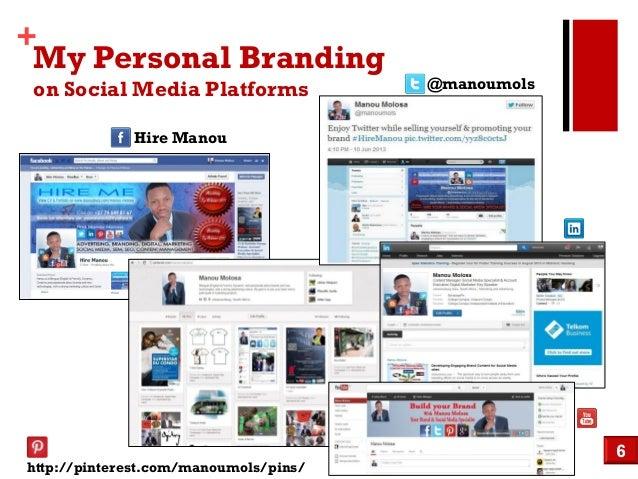 How to Create a Social Media Portfolio - Robyn Roste