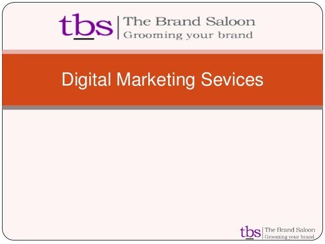 Digital Marketing Sevices