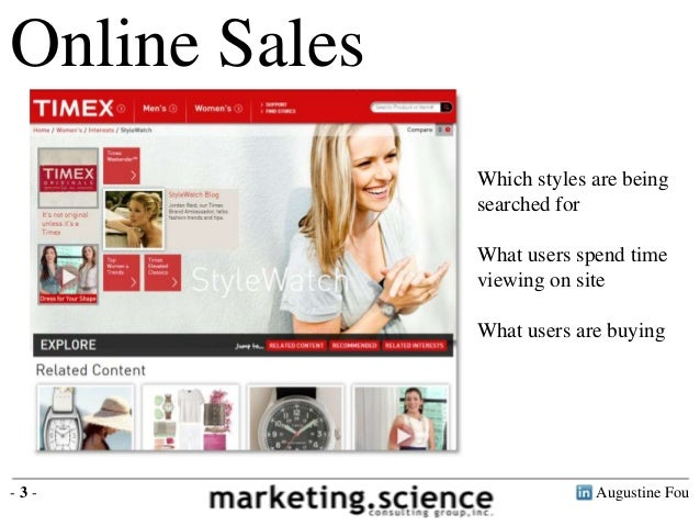 Digital Marketing ROI Case Studies by Augustine Fou Slide 3
