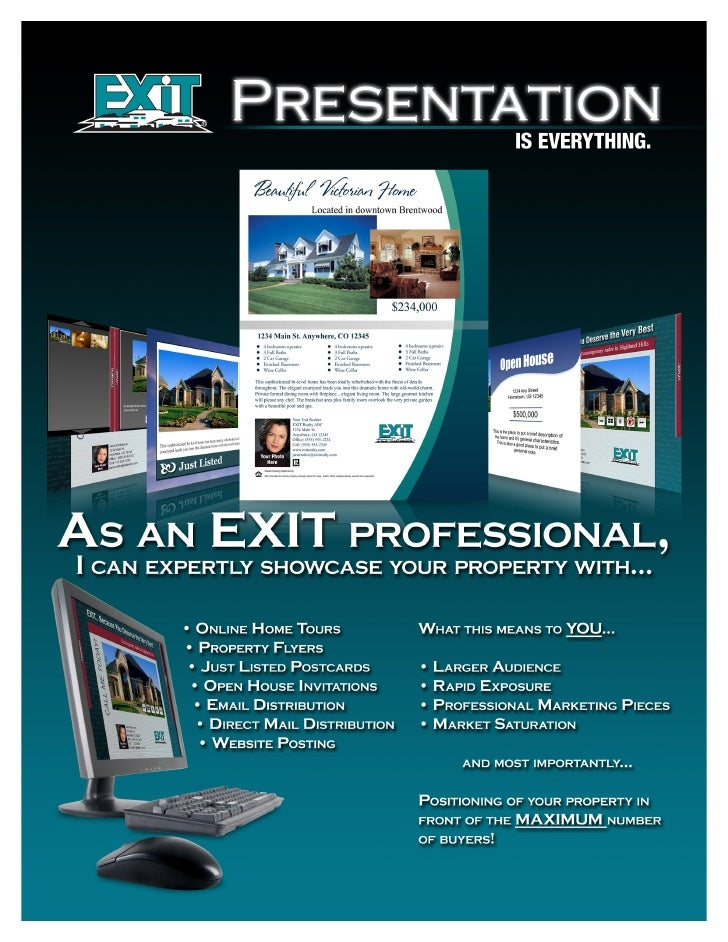 EXIT Realty Nexus Digital marketing strategy for Home Seller