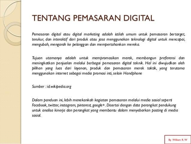 Digital marketing strategy with social media Slide 3