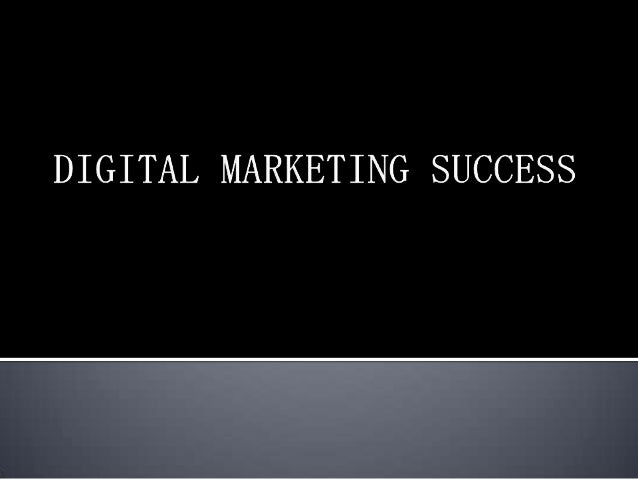 Promoting of brands or products and services using all forms of digital advertising