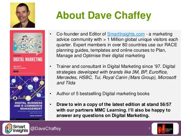 5 things that still surprise me about Digital Marketing today Slide 2