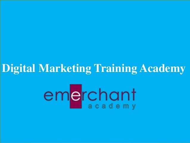 Digital Marketing Training Academy
