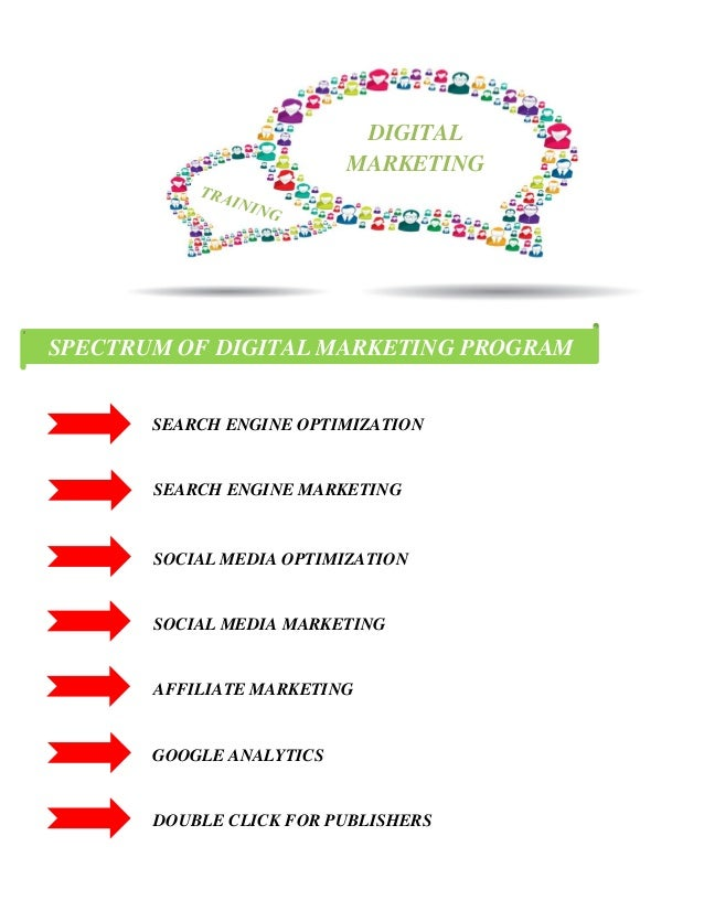 Digital Marketing Training Material Aparajita Services