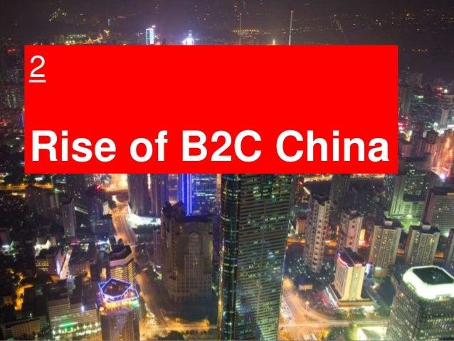 10 2 Rise of B2C China