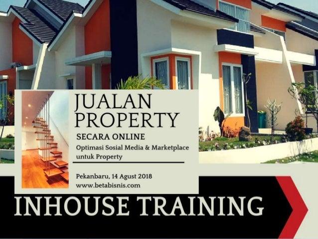 Digital marketing untuk property di Pekanbaru Betabisnis.com