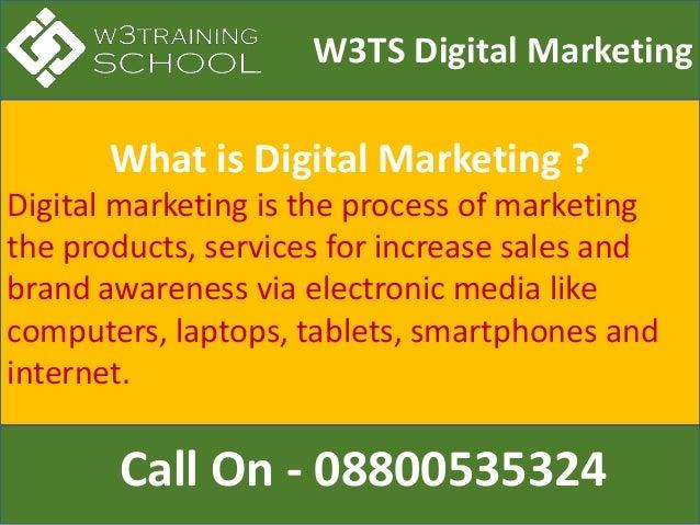 Digital marketing vs traditional marketing Slide 2