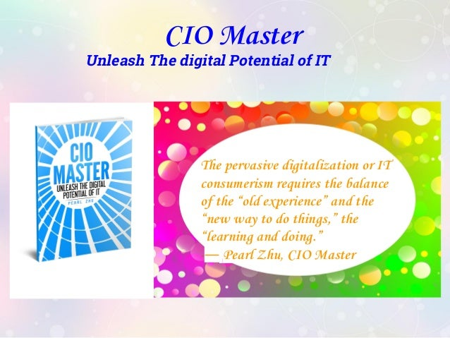IT Pillar in Digital Transformation