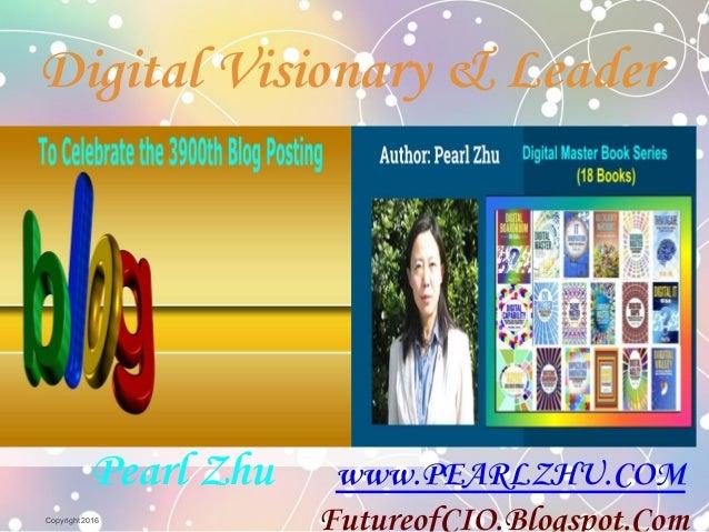 Pearl Zhu's Digital Executive Profile Slide 2
