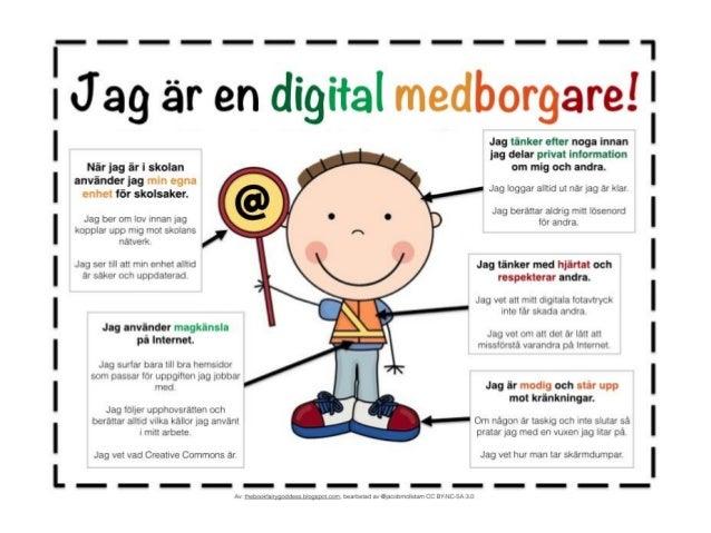 Digital medborgare