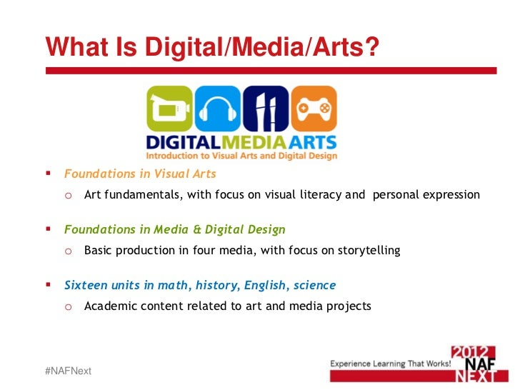 What Is Art And Design : Digital media arts curriculum building foundations in art