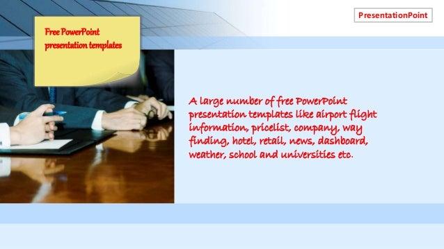 Download free powerpoint template 3 presentationpoint a large number of free powerpoint presentation templates toneelgroepblik Gallery