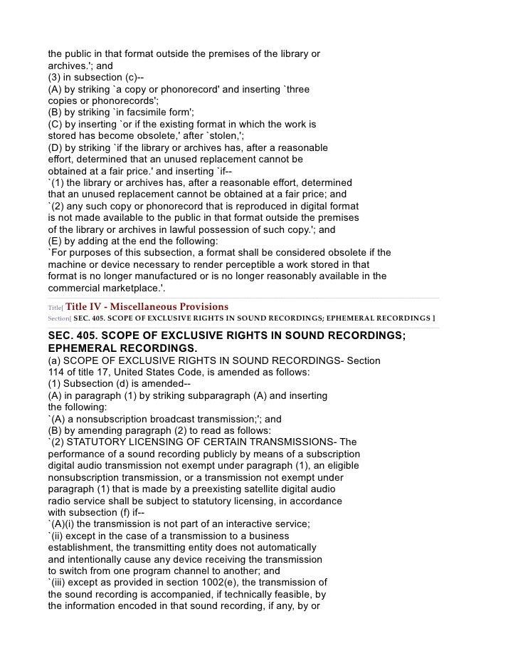 digital millennium copyright act pdf
