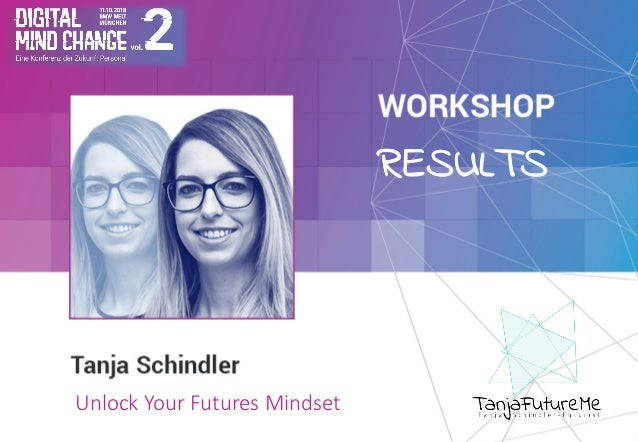 RESULTS Unlock Your Futures Mindset