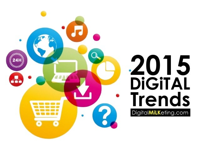 Trends DiGiTAL 2015