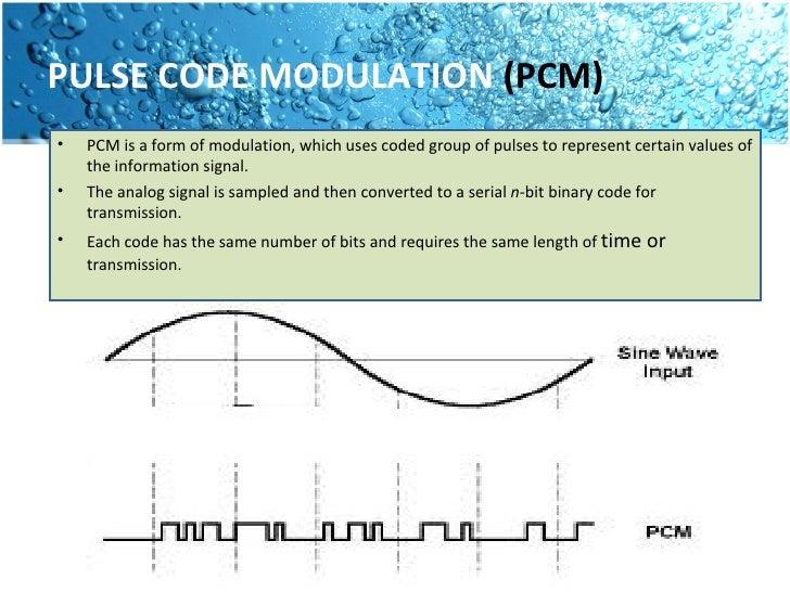 digital modulation, block diagram