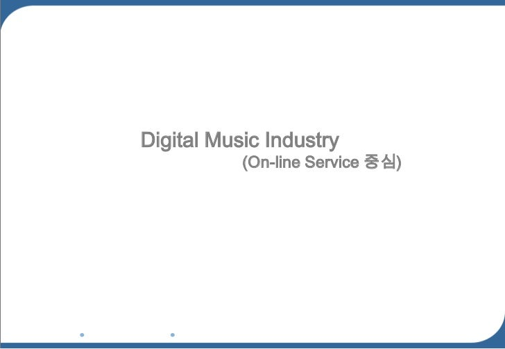 Digital music industry
