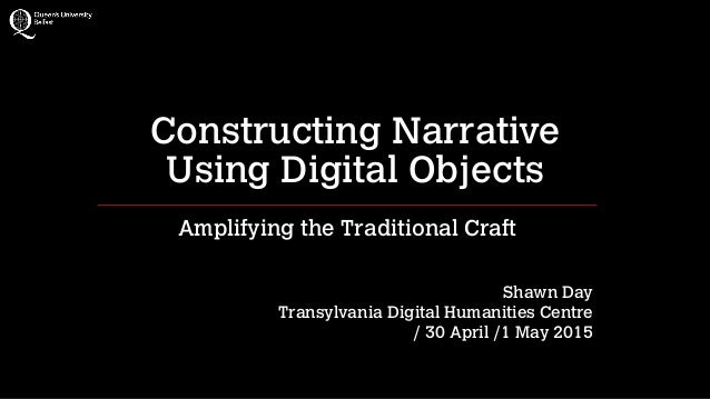 Constructing Narrative