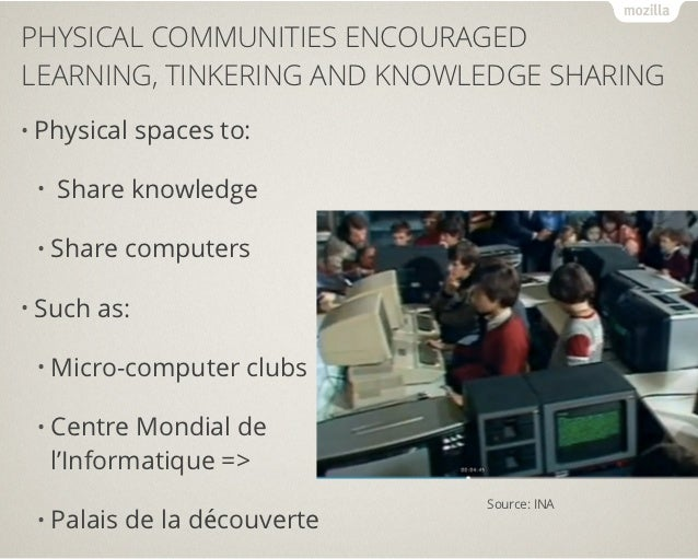 NETWORKS ENABLED VIRTUAL COMMUNITIES• Minitel   in France• AOL,Compuserve & other large proprietary networks• Smaller     ...