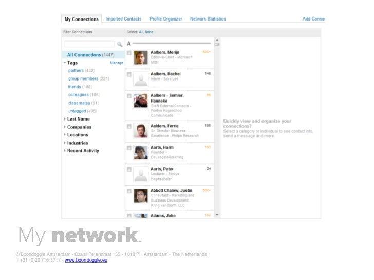 Digital native for Dutch Government Voorlichtingsraad (VoRa) Slide 23