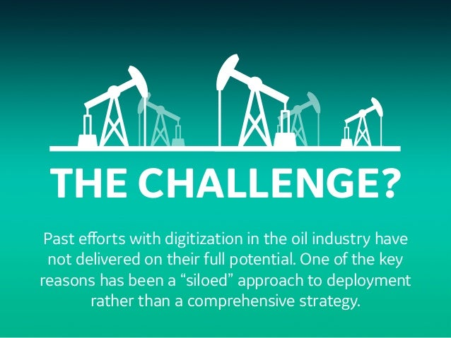 Four Steps Toward a Digital Oilfield Future