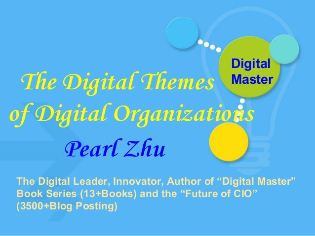 "Pearl Zhu The Digital Leader, Innovator, Author of ""Digital Master"" Book Series (13+Books) and the ""Future of CIO"" (3500+B..."