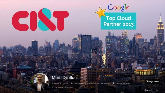 Top Cloud Partner 2013