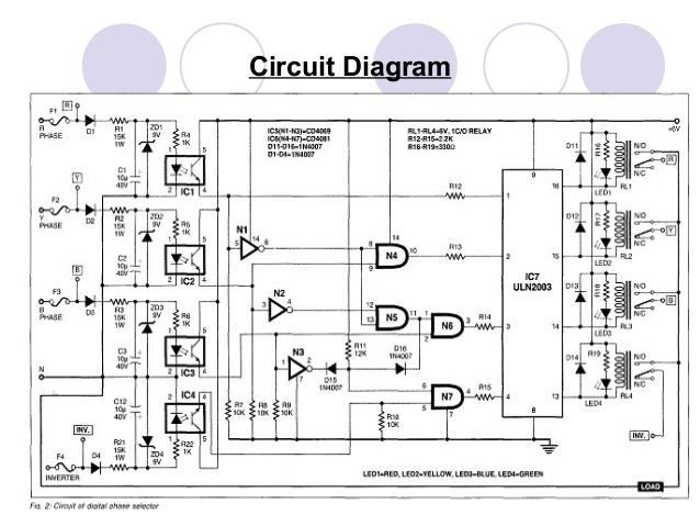 Digital phase changer ppt 10 circuit ccuart Choice Image
