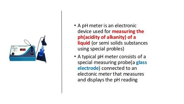 Digital pH meter Slide 2