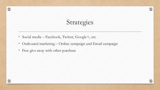 Marketing a new product - Digital Photo Frame