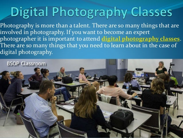 Photography is more than a talent. There are so many things that are involved in photography. If you want to become an exp...
