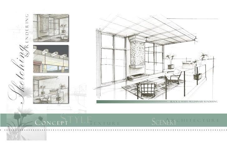 digital interior design portfolio rh slideshare net